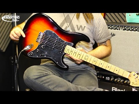 "Fender ""10 for 15"" Hard Tail Strat Demo"