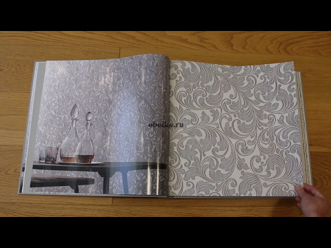 Видео-каталог немецких обоев Marburg Savoy