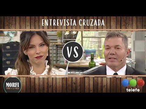Entrevista Cruzada: Barby Franco vs. Fernando Burlando - Morfi