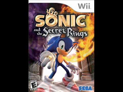 Sonic and the Secret Rings: The Wicked Wild (Dino Jungle)