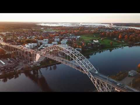 Mitt Østfold - et år sett med drone...