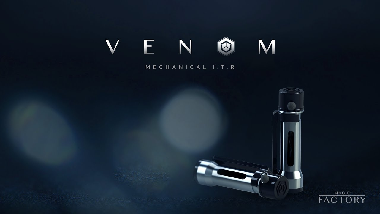 Image result for Venom Project by Magic Factory