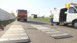 Водители крупногабаритных машин нарушают правила перевозки грузов(, 2015-09-30T12:51:13.000Z)