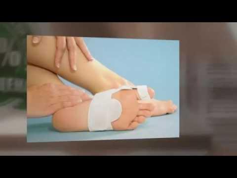 Что делать если начинает расти косточка на ноге