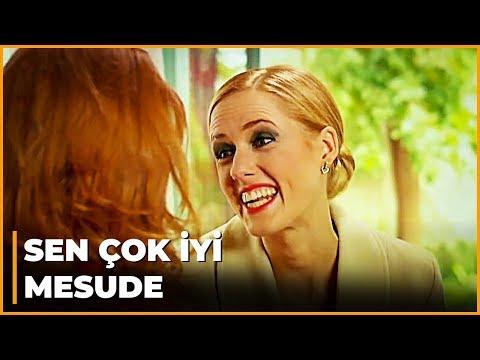 Caroline, Mustafa'yı Mesude'ye Bıraktı - Öyle Bir Geçer Zaman Ki 48. Bölüm