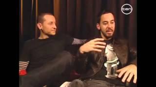 Linkin Park- Channel TEN Interview 2007