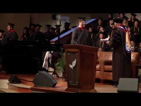 2017 Bachelors of Religious Education in Bible and Church Ministries