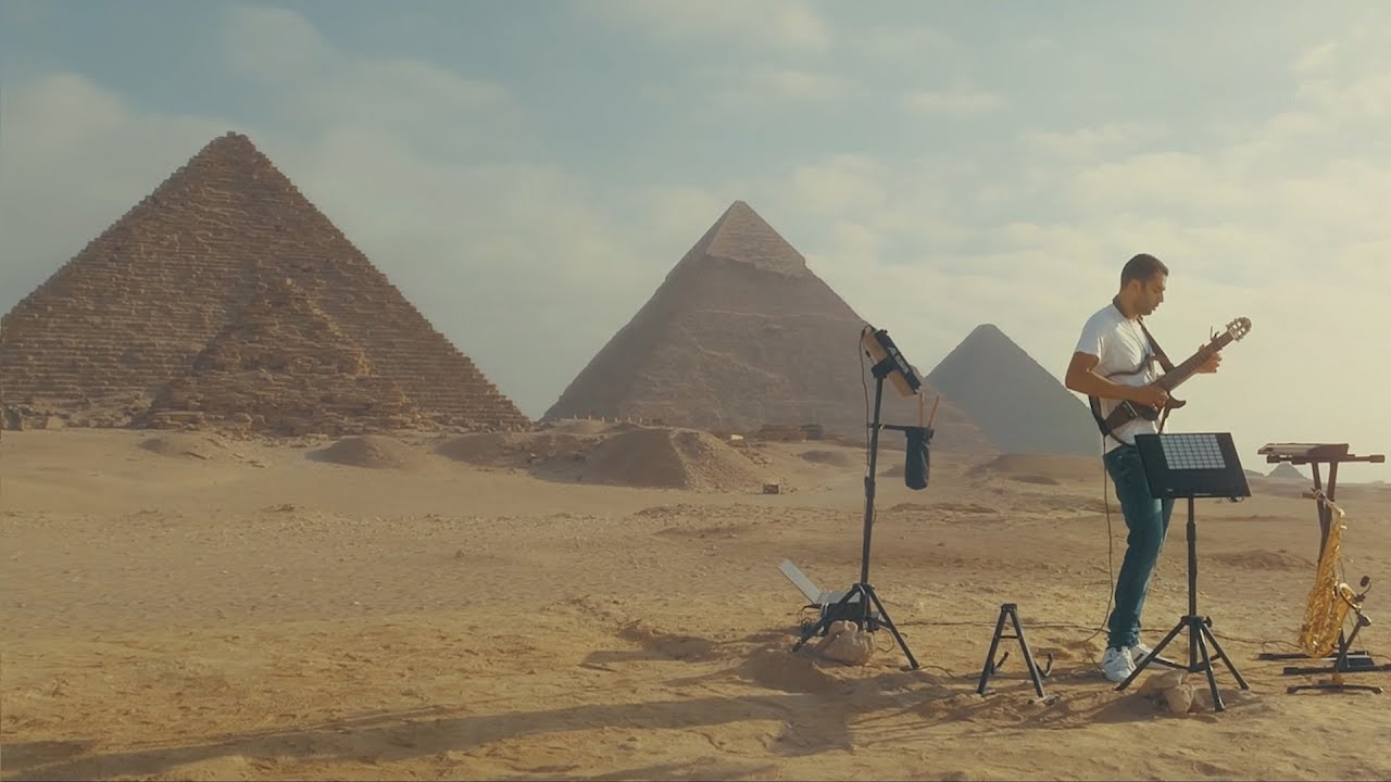 Ash - Mosaïque (Live at The Pyramids)