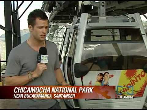 Chicamocha Park: RCN News in Bucaramanga