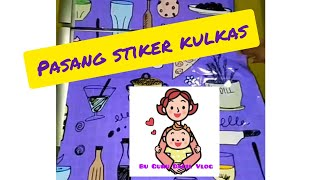 Download Video Cara Pasang Stiker Kulkas | Walpapper Kulkas MP3 3GP MP4