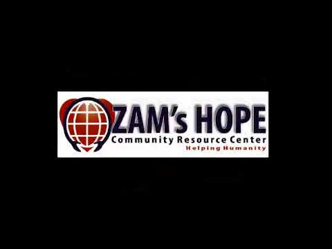 Dj Zubis advertising for Zam's hope Nigeria