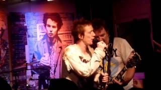 Sex Pistols Experience - Anarchy In The U.K. - Zagreb - Tvornica 01.02.2014