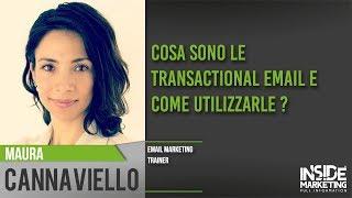 Email marketing: dalle newsletter broadcast alla lead generation | Maura Cannaviello