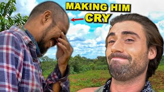 He Cried About This... (Emotional Day)