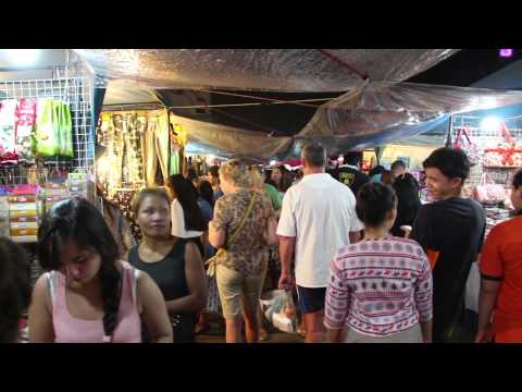 Pattaya Attractions – Thepprasit Night Market