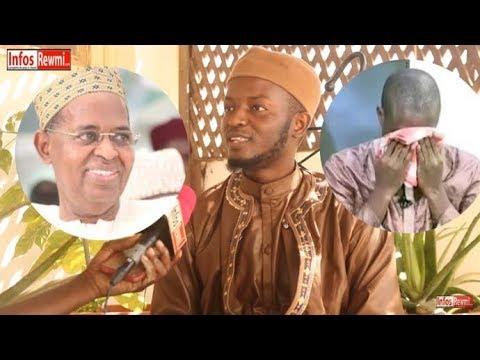 Maraboutage: Ce Mbacké-Mbacké confirme Ahmed Khalifa Niass et fait des révélations