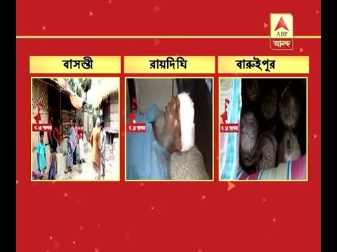 Panchayat Polls: Clashes witnessed at South 24 Parganas a day before elections