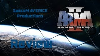 ARMA 2 DLC - Army of the Czech Republic - Review / Showcase