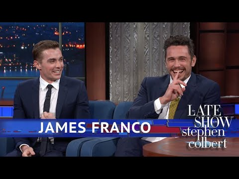 James Franco Does BYOB Bring Your Own Brother