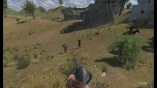 Mount & Blade Warband E3 2009 gameplay trailer Paradox