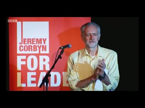 Panorama   Jeremy Corbyn Labour's Earthquake