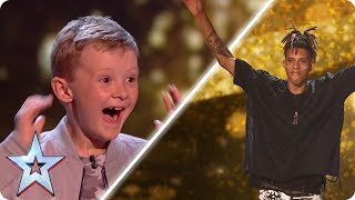 Tokio Myers & Ned Woodman make the Grand Final | Semi-Final 3: Results | Britain's Got Talent 2017