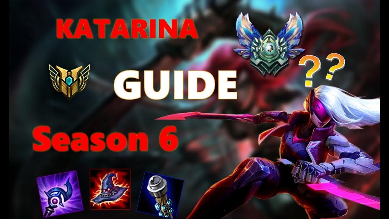 Build For Katarina Season