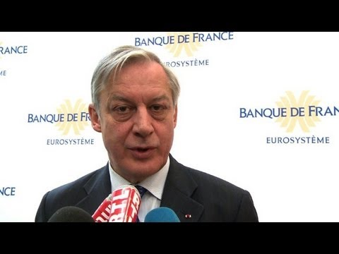 Bank of France calls on Hollande to reduce deficits