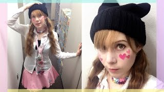 1 OUTFIT 2 STYLES! How to accessorize Japanese kawaii fashion styles effectively.