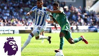Karlan Grant gets a goal back for Huddersfield against Watford | Premier League | NBC Sports
