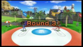 Wii Sports Resort (1080p 60fps) - Swordplay Duel - Nick (2500+ Skill Level)