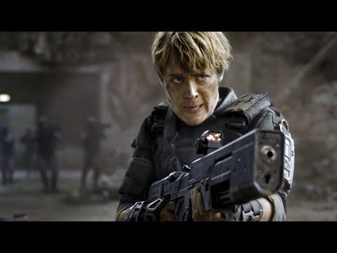 Download 2042: Soldiers vs Rev-7   Terminator: Dark Fate [UltraHD, HDR]