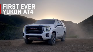 """First Ever Yukon AT4   """"Introducing the First Ever GMC Yukon AT4 – Overview""""   GMC"""