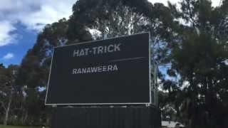 Amazing: Inoka Ranaweera's ODI hat-trick