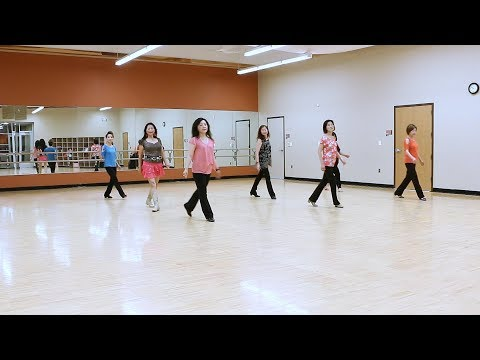 Remember You Young - Line Dance (Dance & Teach)