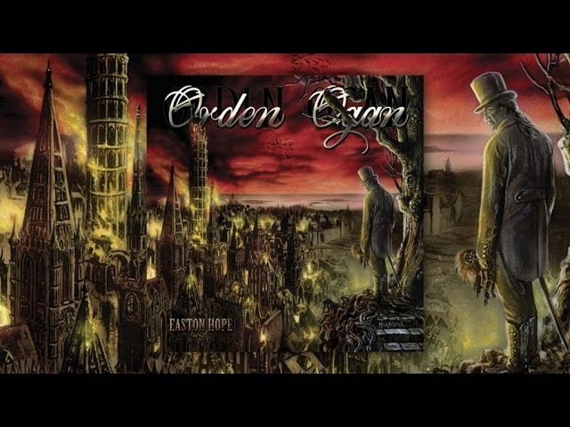orden-ogan-nothing-remains-official-audio-afm-records