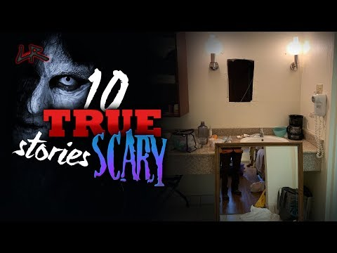 She Was Living In The Wall | 10 True Scary Stories | Reddit Horror Stories