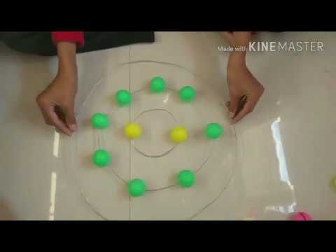 How To Make Bohr S Atomic Model Youtube
