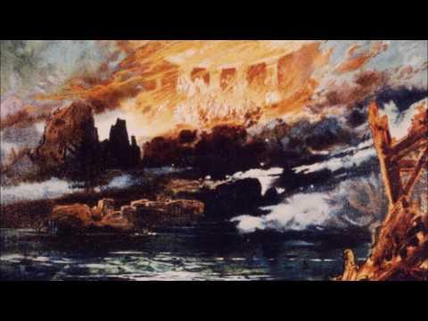 Wagner: Götterdämmerung - Finale - Ligendza; Oper Frankfurt/Gielen (1987)