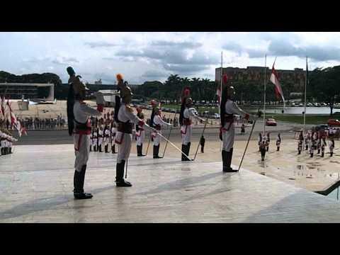 BRASILIA PALACE 1st Regiment of Guards