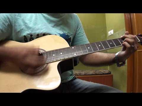 Gulabi aankhen - Mohammed Rafi ( Guitar Cover )