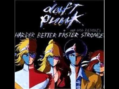 Daft Punk Harder Better Faster Stronger Extended Mix