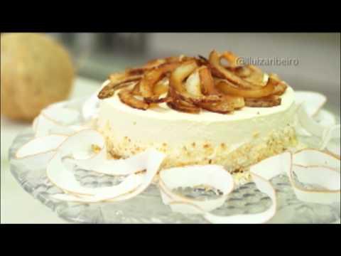PROGRAMA PORTFÓLIO- Receita Daguia- Cheesecake De Coco