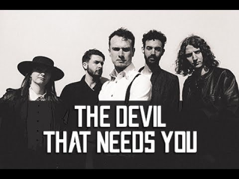 The Devil That Needs You - Aaron Buchanan And The Cult Classics