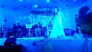 Dolly Sarkar Maithili dance performed