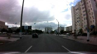 Улицы Атырау(Видео записано с видеорегистратора., 2011-09-21T03:49:50.000Z)