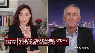 Gilead Ceo Daniel O'day On Remdesivir Pricing And Ensuring Access To Treatment