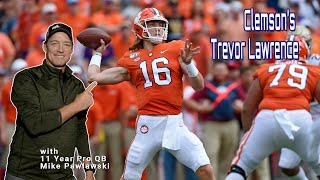 Why Clemson QB Trevor Lawrence is Living the good life!