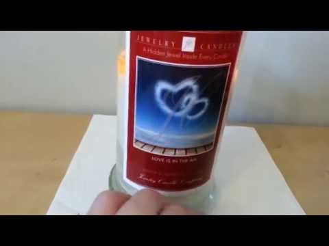Jewelry Candle Reveal!