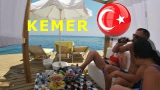 #2 Отдых в Турции,Отель DoubleTree by Hilton Antalya-Kemer Ultra all inclusive